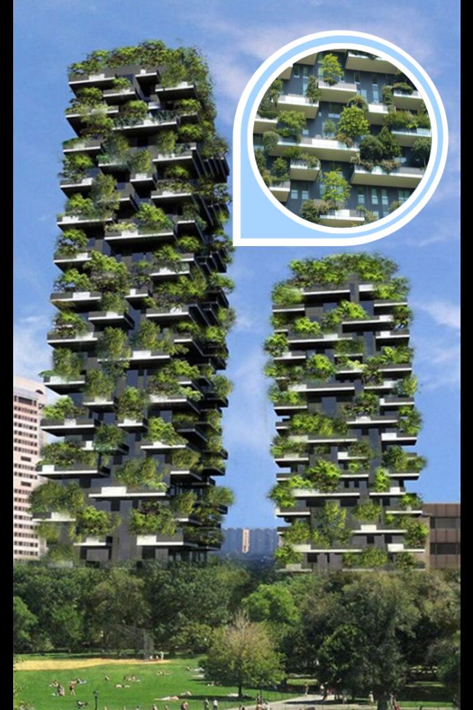 Milan Vert Garden